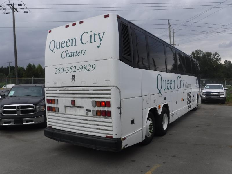 Repo com   1993 Prevost H-3 49 Passenger Bus Diesel with Air