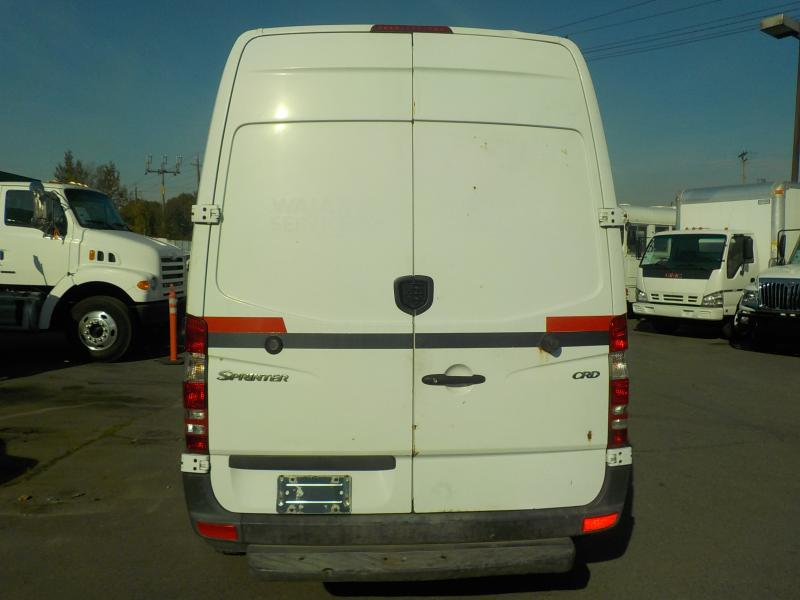 Repo com | 2007 Dodge Sprinter 2500 144-in  WB Cargo Van Diesel with