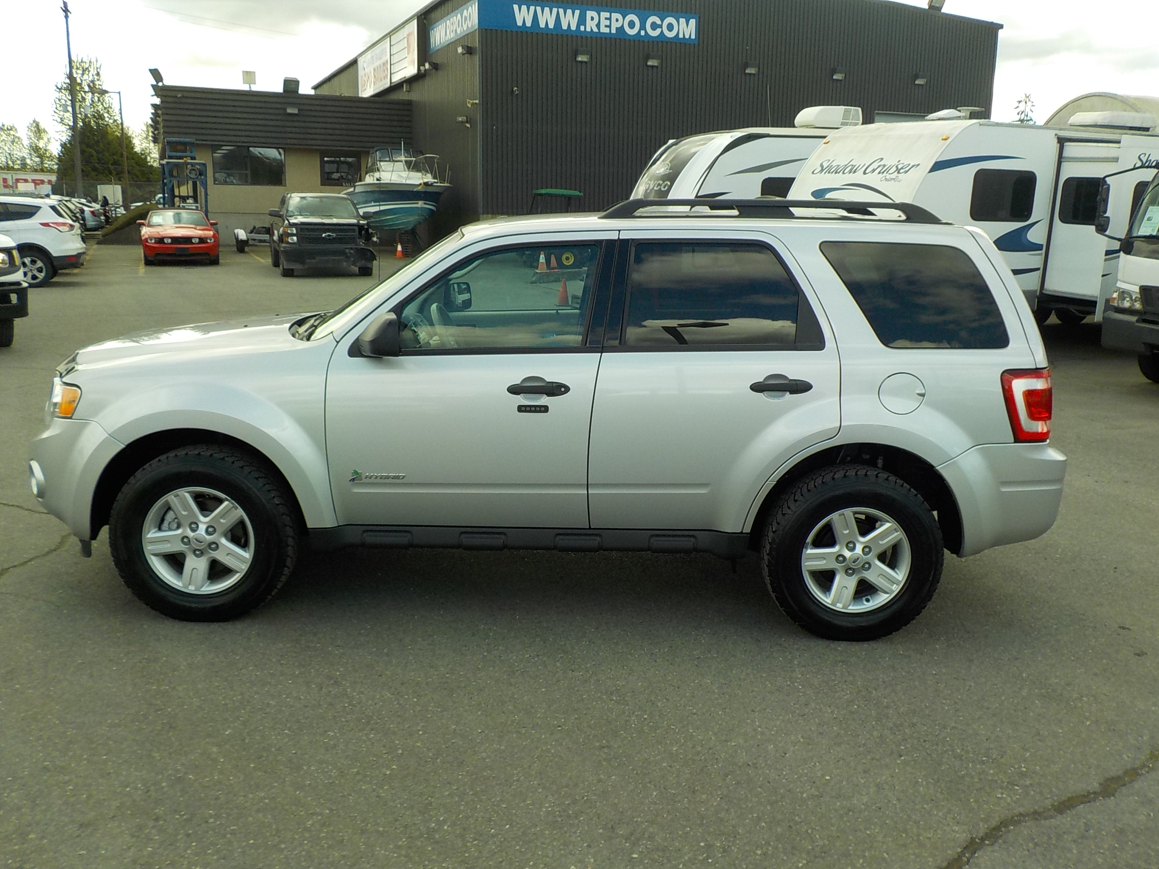 2011 ford escape hybrid fwd vancouver autos for sale. Cars Review. Best American Auto & Cars Review