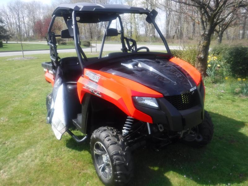 Repo.com | 2015 Arctic Cat Side By Side Prowler XT 700 4x4