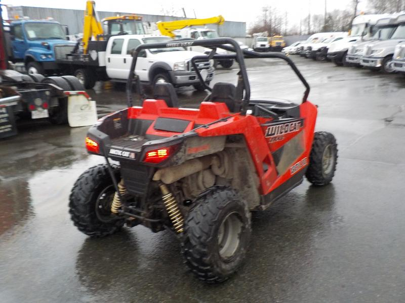 Repo Com 2014 Arctic Cat Wildcat Trail 4x4 Side By Side Atv