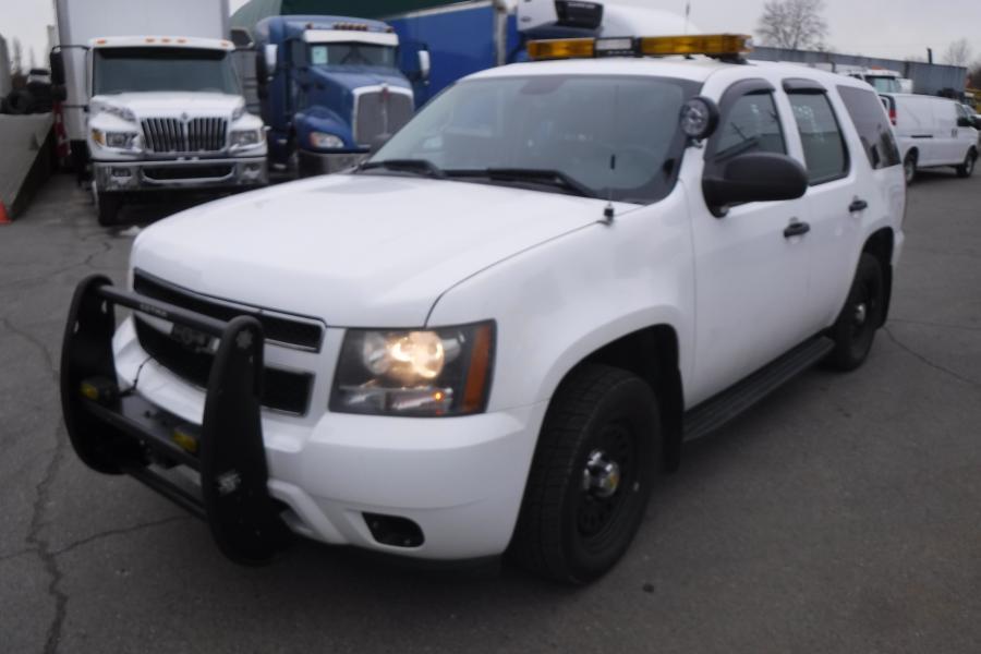 Repo Com 2008 Chevrolet Tahoe Police 2wd