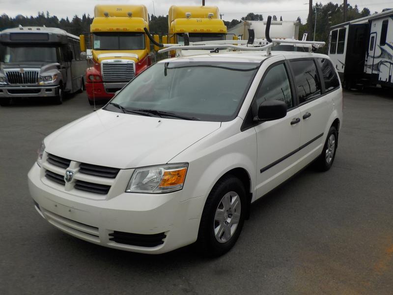 Repo Com 2009 Dodge Grand Caravan Cargo Van With Shelving And