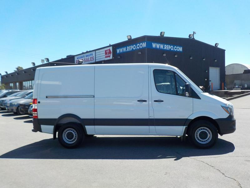 2016 mercedes benz sprinter 2500 diesel cargo van for 2016 mercedes benz sprinter cargo van mpg